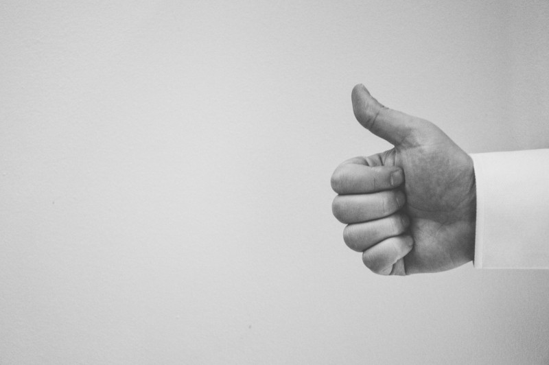 thumbs-up-hand-people-black-and-white